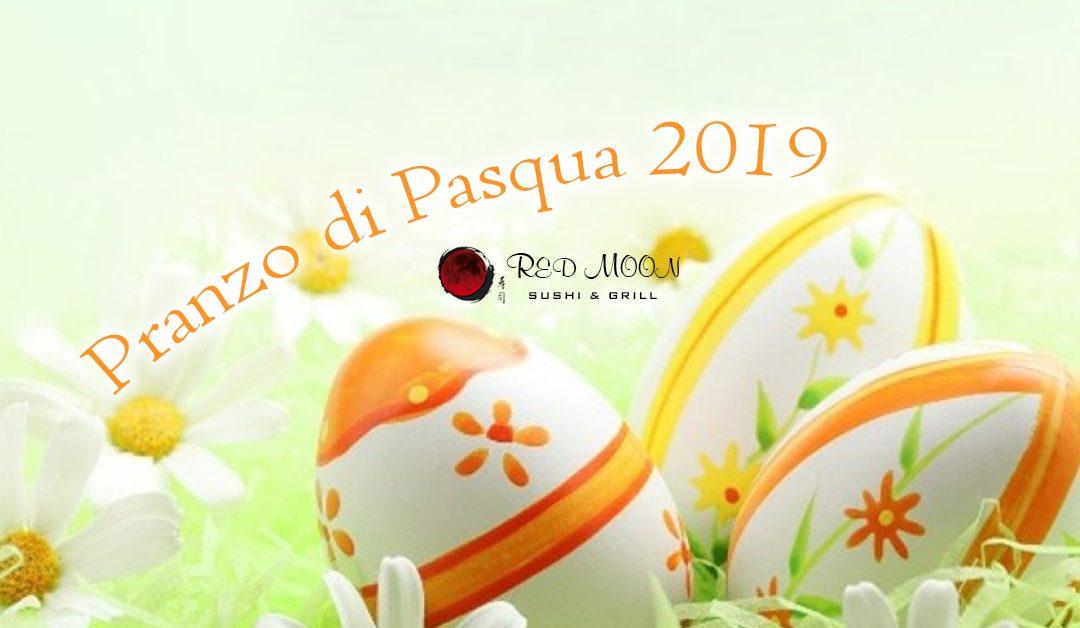 Pranzo di Pasqua 21 Aprile 2019 al Red Moon di Cesana Brianza